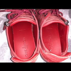 Louis Vuitton Shoes - Real Louis Vuitton shoes authentic only worn once